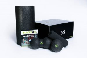 BLACKROLL-Set zur Selbstmassage