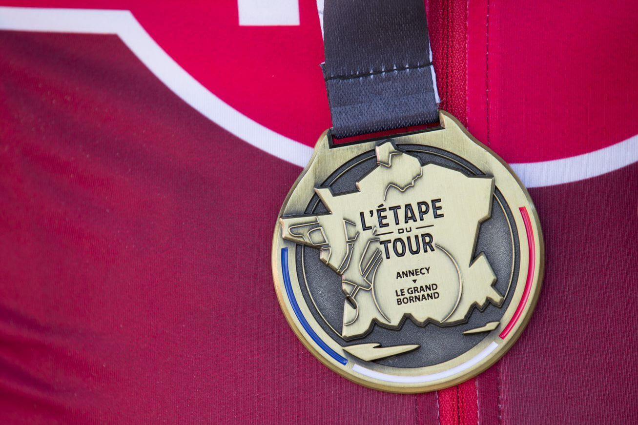 L'Etape Du Tour – Hobbyradsportler Auf Den Spuren Des Gelben Trikots