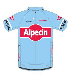Trikot des Team Alpecin 2019