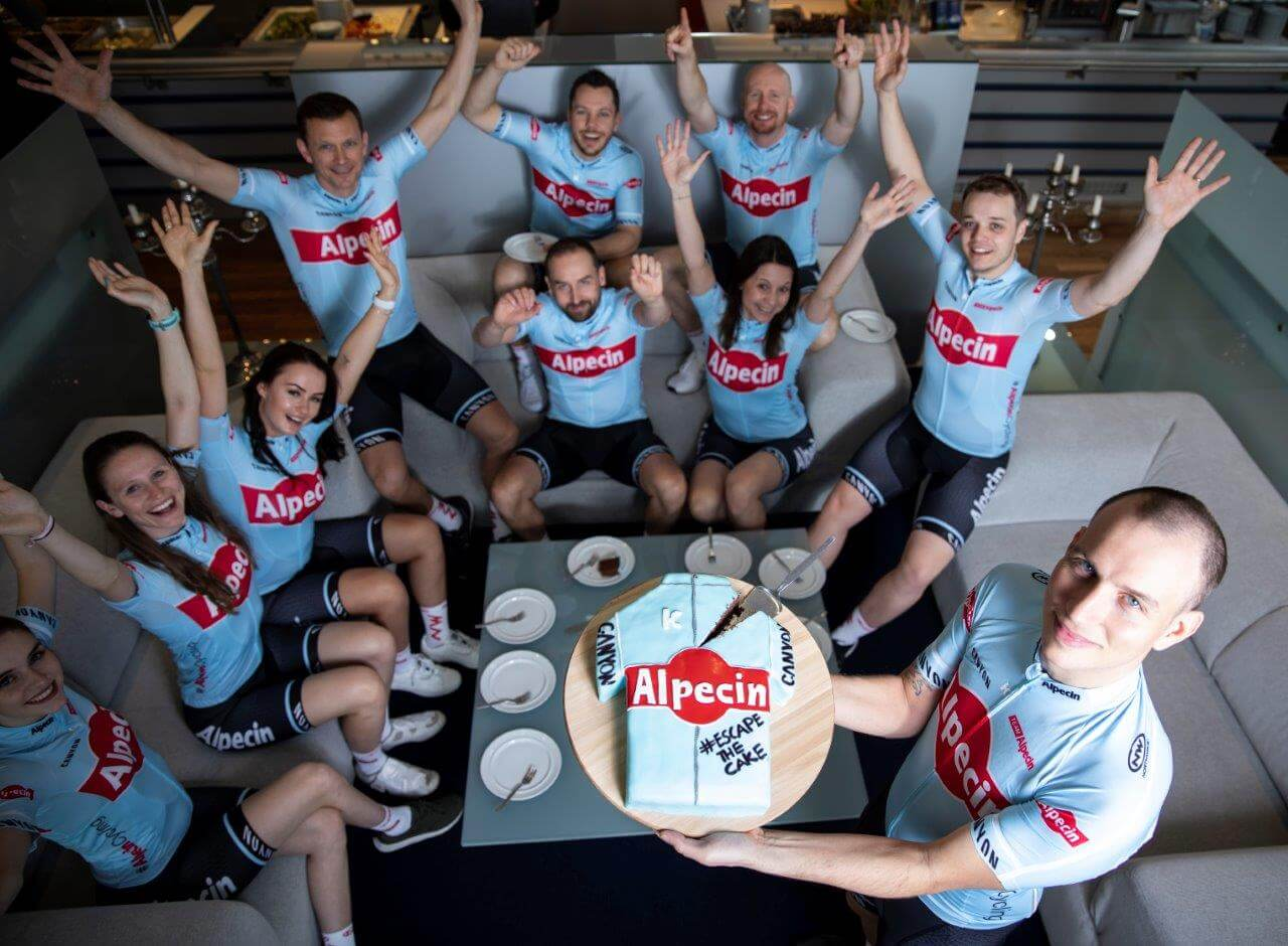 Start In Die Saison: Präsentation Des Team Alpecin 2019 In Bielefeld