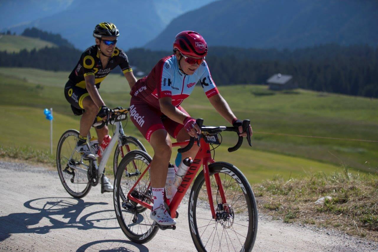 Noch 100 Tage: Auf Großer Tour Bei Der L'Etape Im Team Alpecin 2018