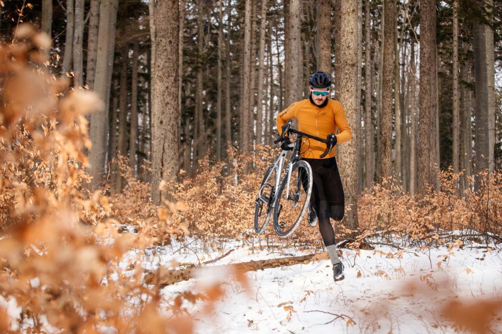 Cyclocross als Wintertraining für Rennradfahrer