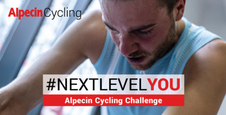"Alpecin Cycling Challenge ""Next Level You"""