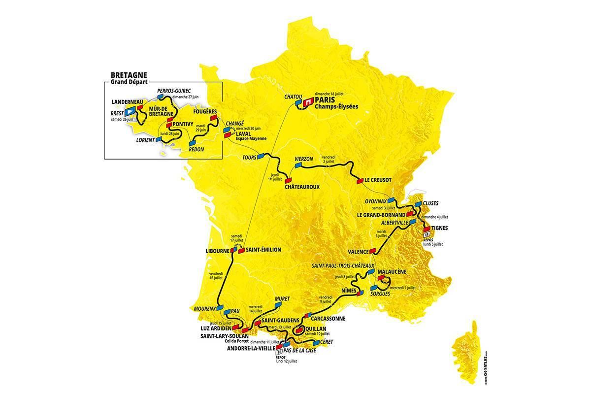 Tour France 2021