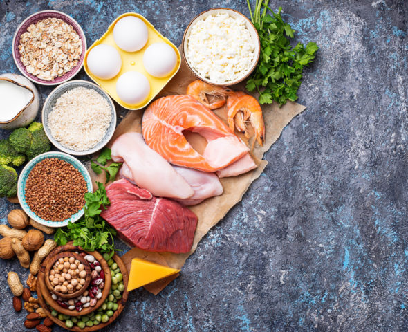 Protein power: what cyclists need to know about protein!