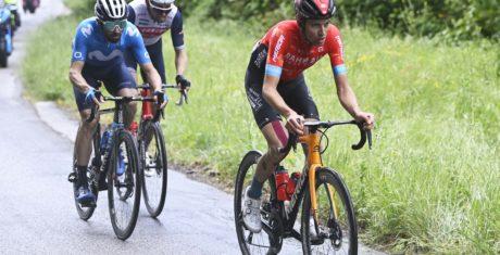 Ausreißer Gino Mäder siegt bei der ersten Bergankunft des Giro d'Italia 2021