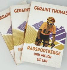 Tour-Sieger Geraint Thomas über den Pyrenäen-Berg Col du Portet