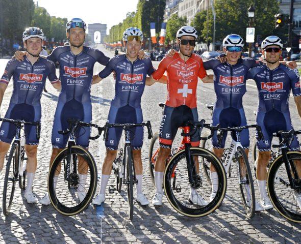 Tour-Tagebuch mit Silvan Dillier: Grandioses Finale in Paris
