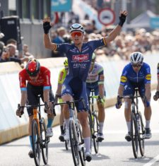 Tim Merlier wins first Stage at Benelux-Tour: 100th Victory in Professional Cycling for Sponsor Alpecin