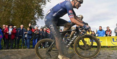 Paris-Roubaix 2021 in pictures