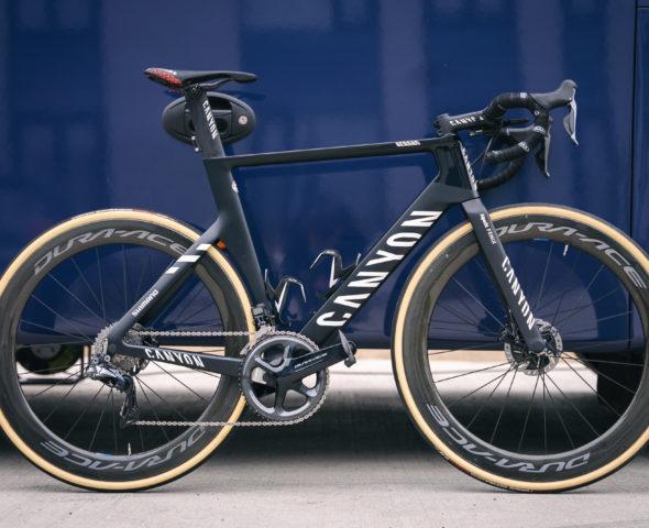 The Paris-Roubaix Bike of Mathieu van der Poel