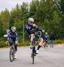 First Paris-Roubaix for Mathieu van der Poel